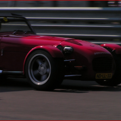 Donkervoort on the move