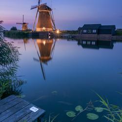 Illuminated mills