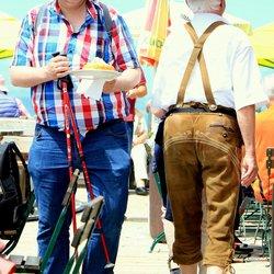 Twee Oostenrijkers op de Hohe Salve