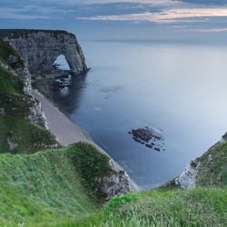 Etretat Twilight