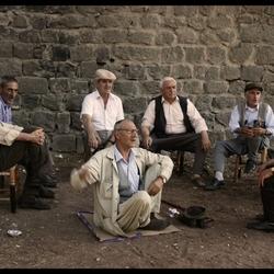 Het leven op straat in zuid-oost Turkije
