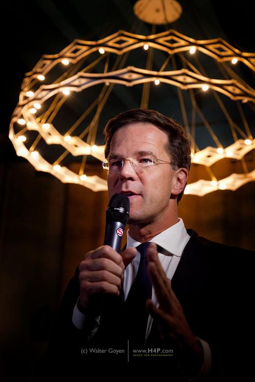 Mark Rutte, werkbezoek Amersfoort - Mark Rutte, werkbezoek Amersfoort