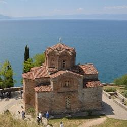 St John of Kaneo Macedonie