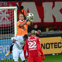 Twente-doelman is de baas