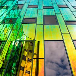 Gekleurd glas 3