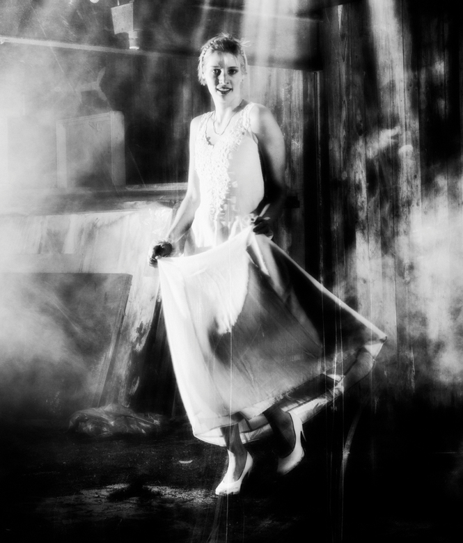 smokey dance - smokey <br /> <br /> <br /> Model: Maaike hermens