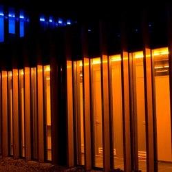 Verlichting gebouw in Gulpen