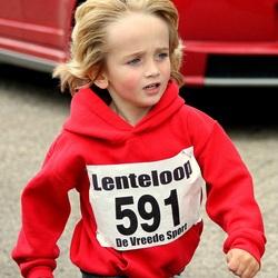 1 km Dios Lenteloop
