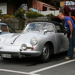 Porsche 356 club in Oostenrijk