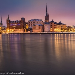 A view at Gamla Stan