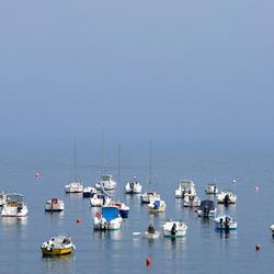 Zonder horizon - Treveneuc (Bretagne)