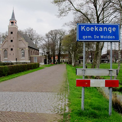 Nederland Koekange