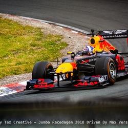 David Coulthard Tarzanbocht - Circuit Zandvoort