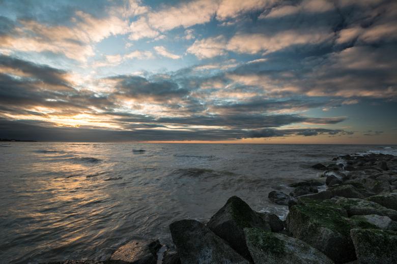 Clouds @ sunset