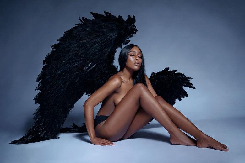 Sensemielja - @diversityfashionweek aftershots.. <br /> @modelsensi for @dma_models<br /> Wings by @moniquedesar_venlo &amp; @mystic_fantasy_creatio