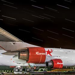 747 startrails