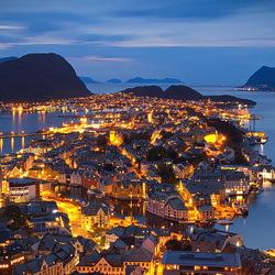 Jugendstilstad Aalesund