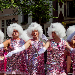 Amsterdam Gay parade 2013