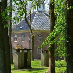 Zaalkerk Veenhuizen.