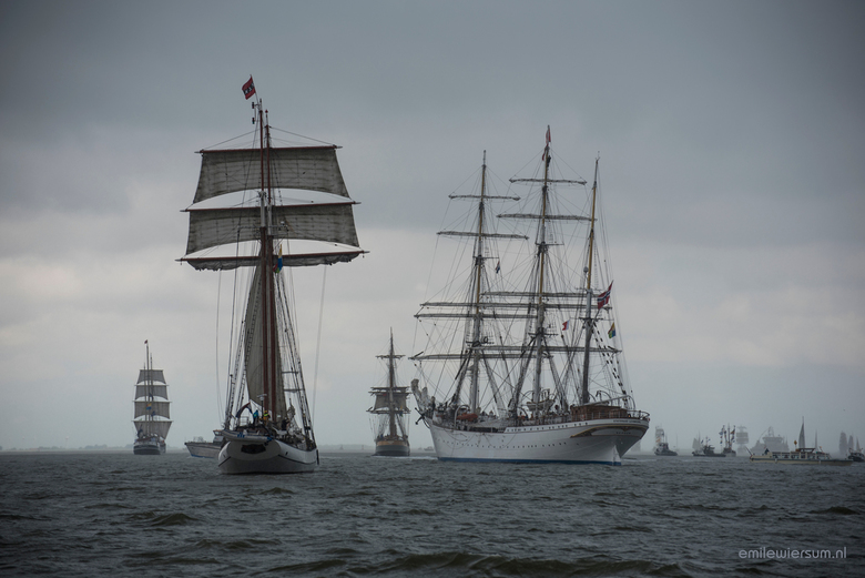 Delfsail sailin - Sailin tijdens Delfsail16