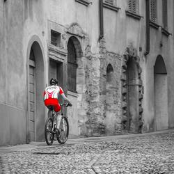 ontsnapt uit de Tour de France