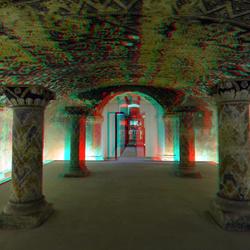 La Crypte Boulogne sur Mer 3D