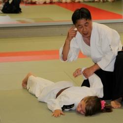 Stage kinder Aikido