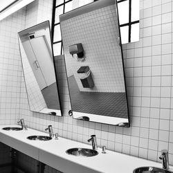spiegel in z/w