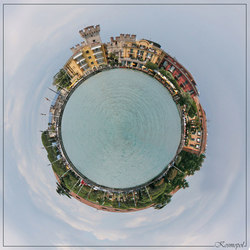 My little planet: Sirmione