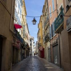 Frans straatje