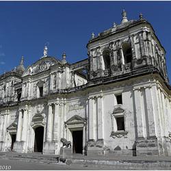Kerk in Nicaragua...