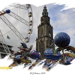 Meikermis Groningen.