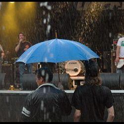 Rain Keeps Falling ....