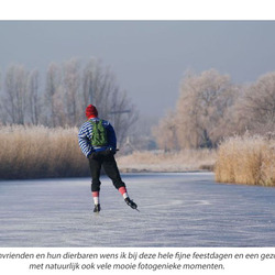 Ouderwetse winter