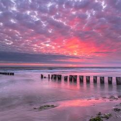 Sunset Hollum