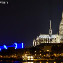 Keulen by night