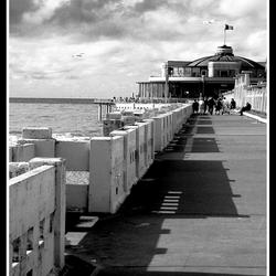 Pier van Blankenberge.