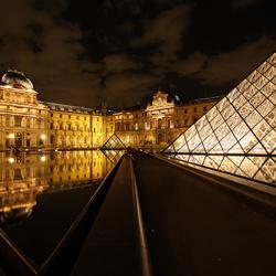 Louvre - Parijs