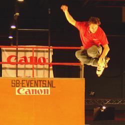 Zoom Experience 2008 - skatebaan