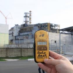 De kerncentrale van Tsjernobyl