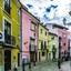 Straatje binnenstad Setubal II