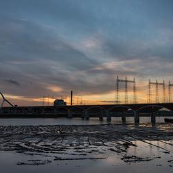 Stadsbrug De Oversteek Nijmegen