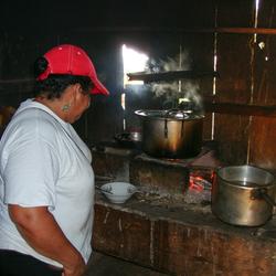 onze keuken in la Macarena