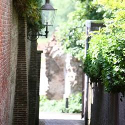Steegje richting IJssel