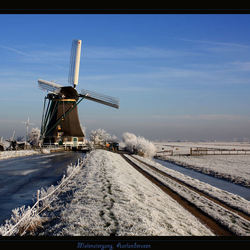 Winter in Nederland 4.