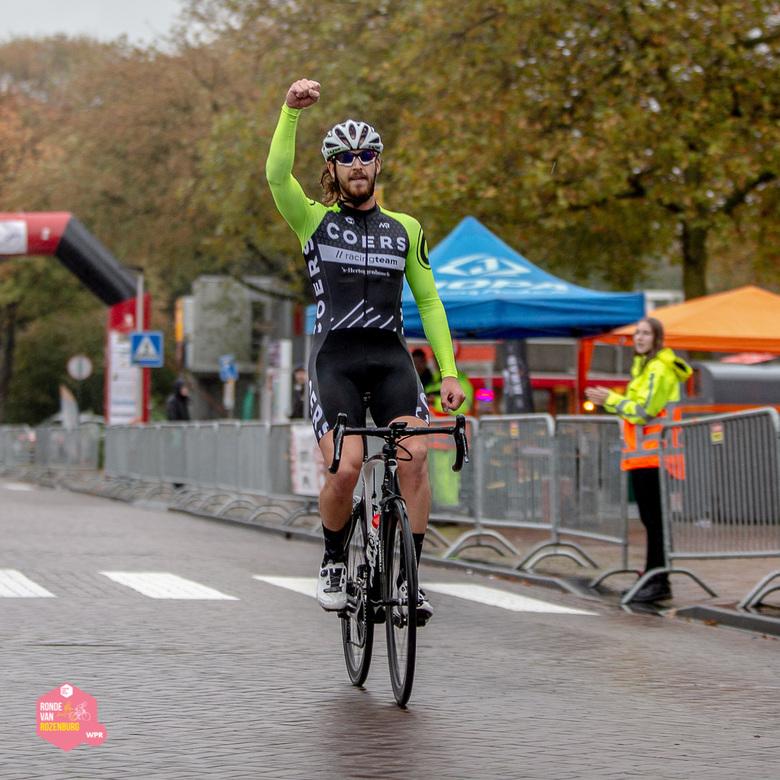 winnaar Ronde v Rozenburg - Winnaar van de Ronde van Rozenburg
