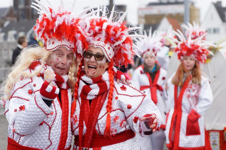 Lol - Nog een foto van Carnaval in Mestreech.