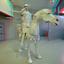 Coda Paper-art Apeldoorn 3D