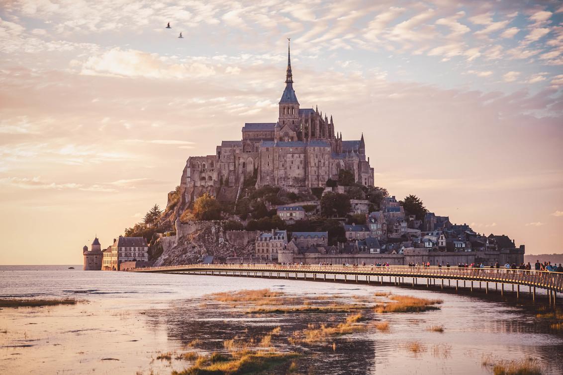 Le Mont Saint Michel 2