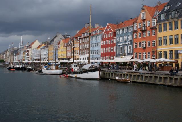 Nyhavn, Copenhagen -